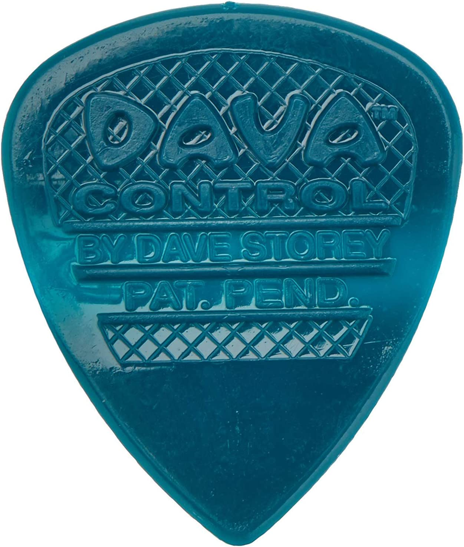 Dava 508 Dava Control Guitar Picks 5 Picks Limited Edition