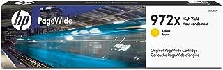 HP 972X   PageWide Cartridge High Yield   Yellow   L0S04AN