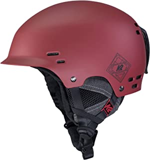K2 Thrive Snow Helmet Men's - 2020 - Deep Red
