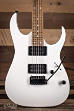 Ibanez GRGA 6 String Solid-Body Electric Guitar, Right, White, Full (GRGA120WH)