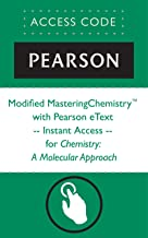 Modified MasteringChemistry® with Pearson eText -- Instant Access -- for Chemistry: A Molecular Approach