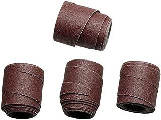 SuperMax 80 Grit Pre-Cut Abrasive Wraps for 16-32 Sanders