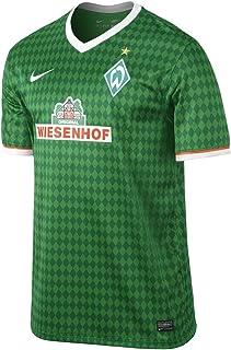 Nike Herren Fan-Trikot Werder Bremen Short Sleeve Home Jersey 2013/14