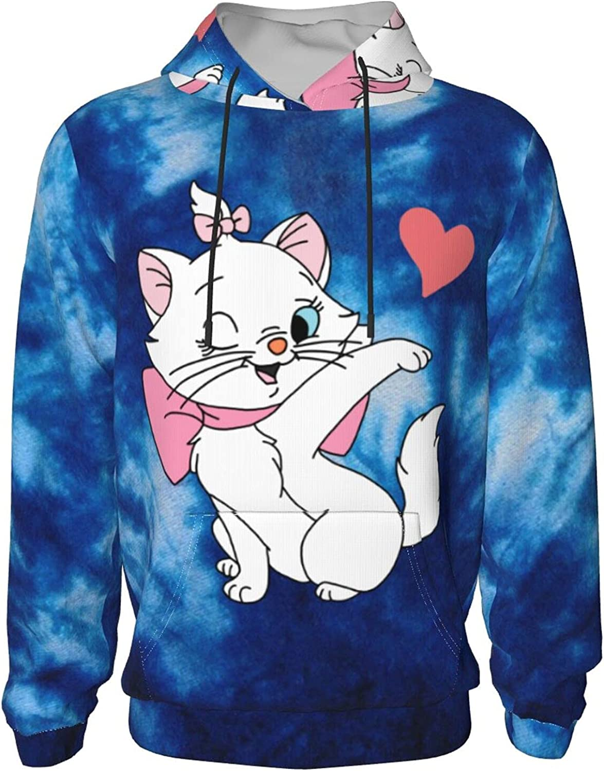 Inventory cleanup selling sale The Ranking TOP11 Aristocats Lightweight Hoodie 7-20Y Teen Fashion Girls' Boys