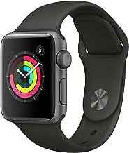 Apple Watch Series 3 38mm (GPS) - Caja De Aluminio En Gris Espacial / Gris Correa Deportiva (Reacondicionado)