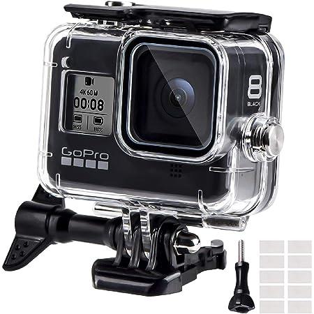 Redtron Wasserdichte Gehäuse Für Gopro Hero 8 60m Kamera