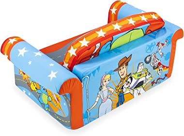 (GG) Furniture Bed 2-in-1 Flip Open Couch Bed Kid's Furniture Toy Story