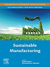 Sustainable Manufacturing (Handbooks in Advanced Manufacturing) (English Edition)