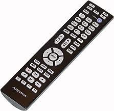 OEM Mitsubishi Remote Control: WD60C8, WD-60C8, WD82740, WD-82740, LT46144, LT-46144