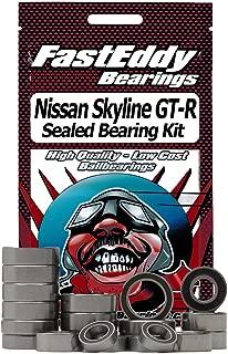 Tamiya For the Nissan Skyline GT-R R32 Drift (TT-01D) Sealed Ball Bearing Kit for RC Cars