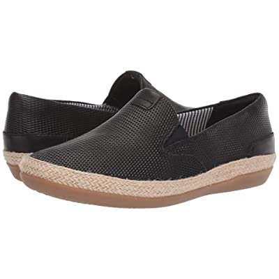 Clarks Danelly Iris (Black Leather) Women