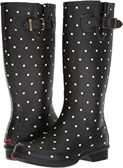 Dot Blanc Tall Boot