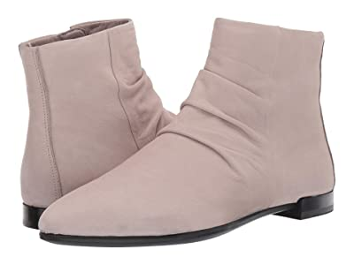 ECCO Shape Pointy Toe Ankle Boot (Grey Rose) Women