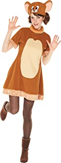 Tom and Jerry Costume - Jerry Costume - Women's Standard Size