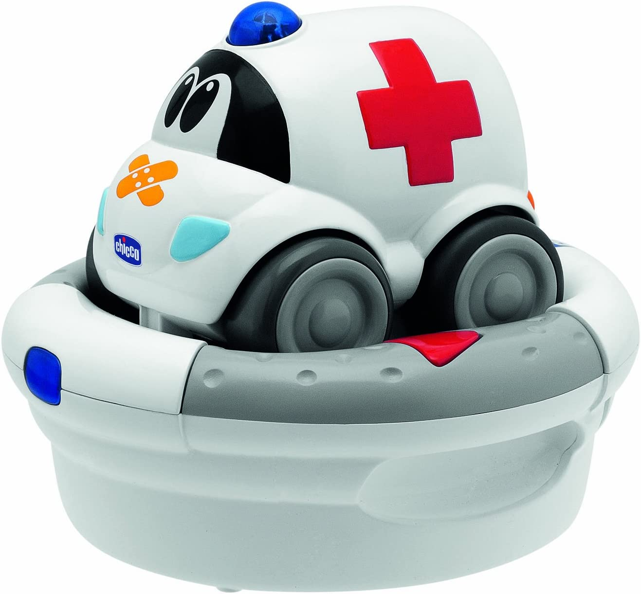 Chicco Charge & Drive, Coche Bomberos (00069025000000)
