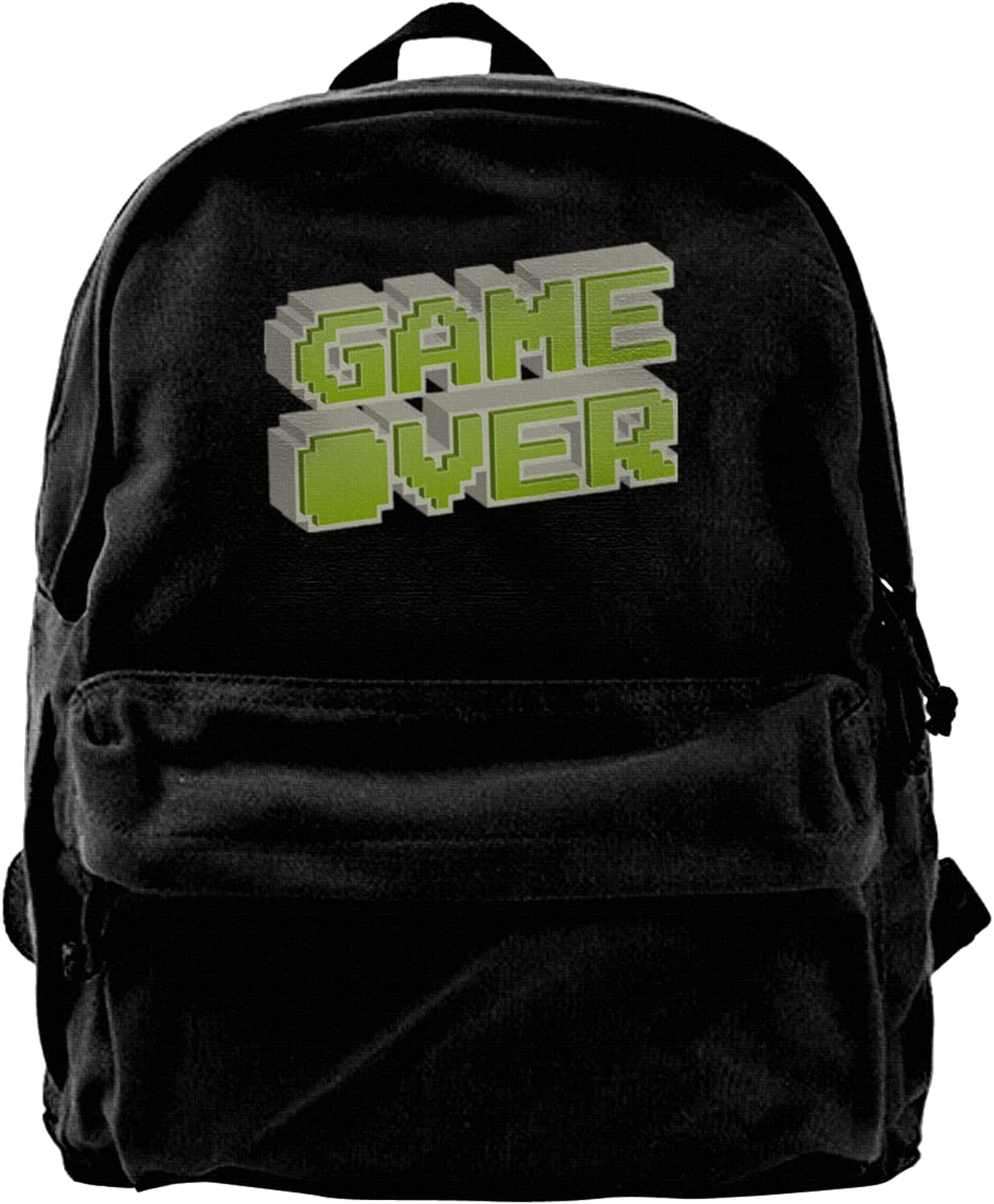 Game Ranking TOP18 Over Canvas Backpacks Award-winning store Laptop S Bags Schoolbag High-Capacity