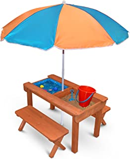 Best sand water picnic table Reviews