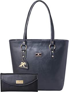 Speed X Fashion Women's Handbag With Clutch (Set of 2)