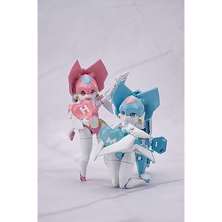 魔姫変形シリーズ 比翼双子(ジェミニウィングス) 塗装済み完成品可動フィギュア