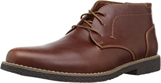 Deer Stags Kids' Zeus Memory Foam Dress Comfort Chukka Boot