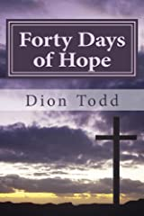 Forty Days of Hope: God In Action Kindle Edition