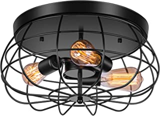 Best mclamb 3 light semi flush mount Reviews