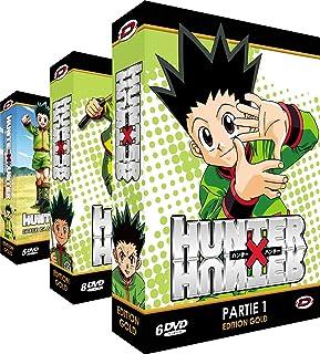 HUNTER×HUNTER TV(1999年版)&OVA コンプリート DVD-BOX (全92話, 2100分) ハンターハンター 冨樫義博 アニメ [DVD] [Import] [PAL, 再生環境をご確認ください]