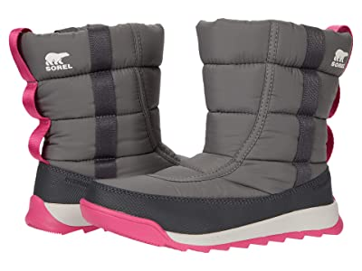SOREL Kids Whitneytm II Puffy Mid (Toddler/Little Kid/Big Kid) (Quarry) Kids Shoes