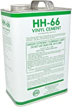 Mytee Products HH66 Vinyl Cement - 1 Gallon Truck Tarp Pool Cover Awning Tent Repair