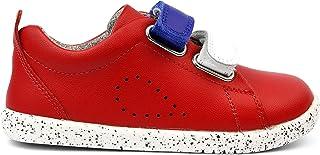 Bobux I-Walk Grass Court Switch Chaussures en cuir pour bébé Bobux avec fermetures automatiques interchangeables