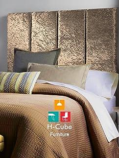 H-Cube Alton cztery panele tapicerowane Divan podstawa Е'ГіЕ