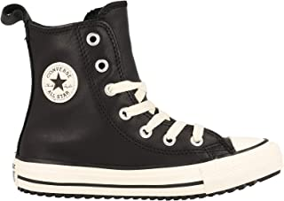 Converse Youth CTAS Boot X-Hi Leather Trainers