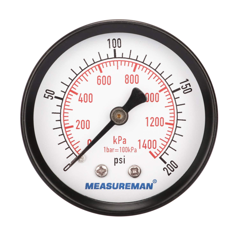 Measureman Economic Dry Pressure Compressor G Gauge Detroit Mall Air Portland Mall