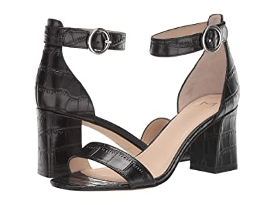 Marc Fisher LTD Karlee (Black Croco) Women