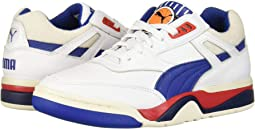Puma White/Surf the Web/High Risk Red