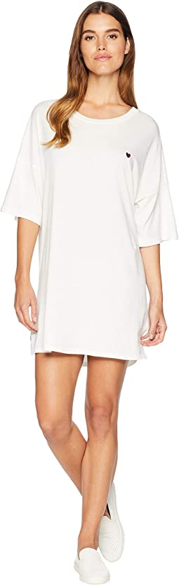 Give Love T-Shirt Dress