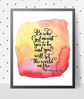 Best st catherine of siena quotes Reviews