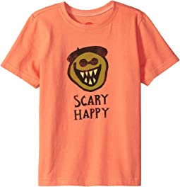 Scary Happy Crusher T-Shirt (Little Kids/Big Kids)