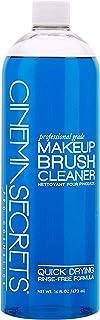 CINEMA SECRETS Pro Cosmetics Professional Brush Cleaner 16 Fl Oz