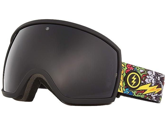 EGG (Jimbo Phillips Collab/Jet Black) Athletic Performance Sport Sunglasses