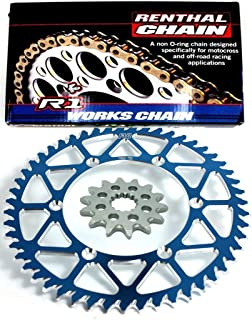 Best yz 125 chain and sprocket kit Reviews