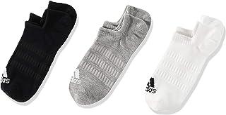 adidas Men's Light Nosh 3pp No Show Socks