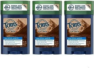 toms antiperspirant north woods