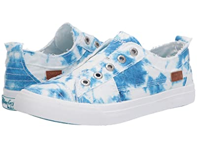 Blowfish Play (Off-White Saltwater Canvas) Women