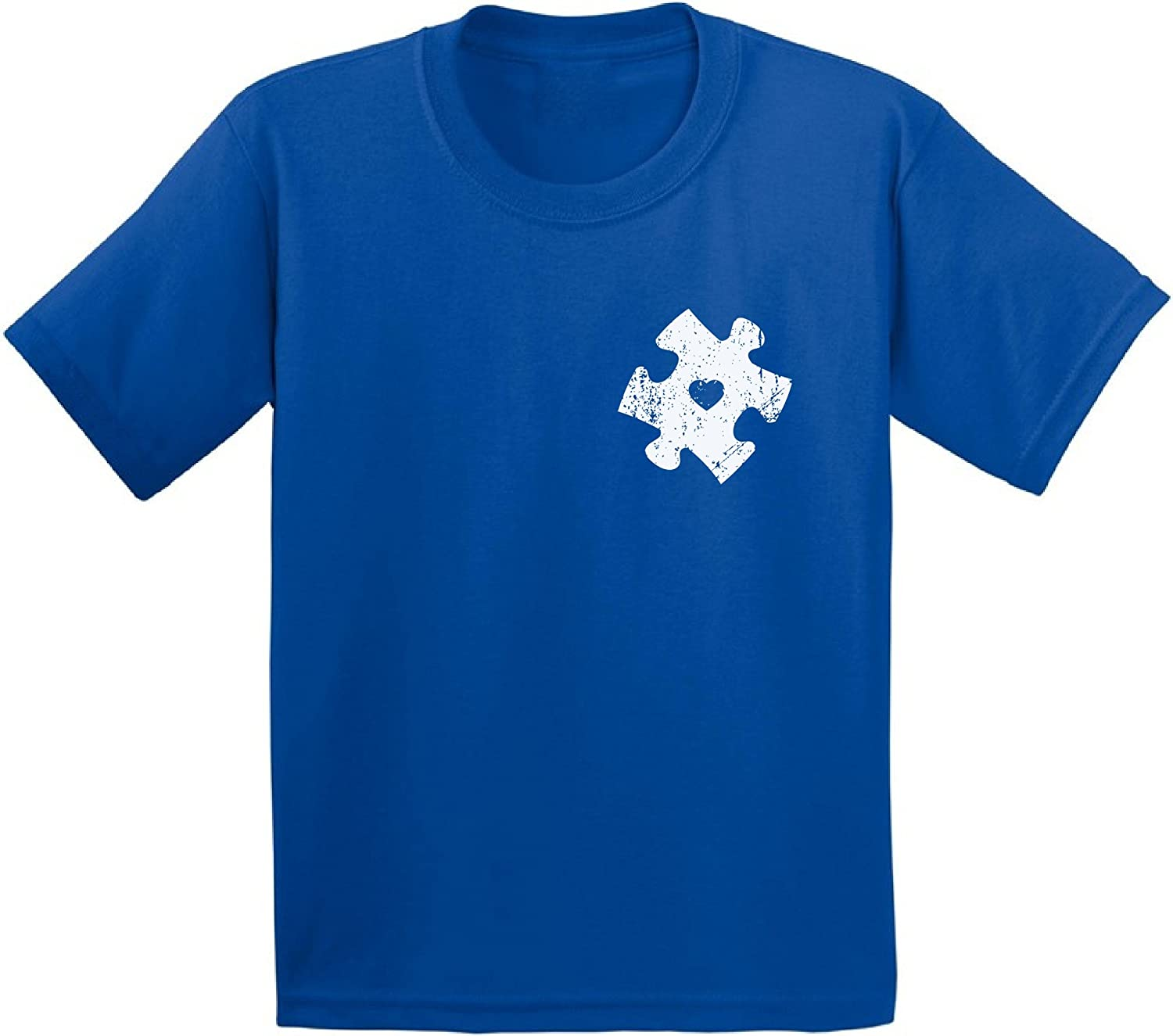 Awkward Styles Puzzle Autism Shirts Kids Autism Awareness Shirts for Toddlers