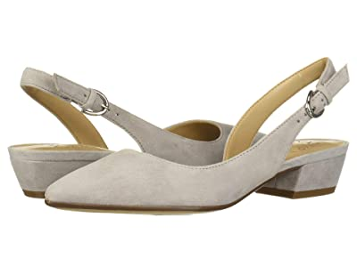 Naturalizer Banks (Ice Grey Suede) Women