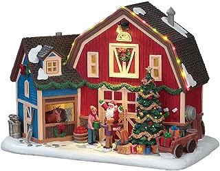 Lemax - CHRISTMAS AT THE FARM