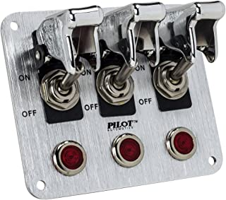 Best chrome toggle switch cover Reviews