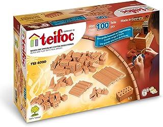 Teifoc Teifoc-T4090 TEI 4090-Juego de construcción con