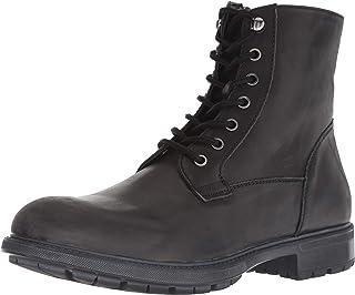 ستيف مادن حذاء رياضي للرجال ذاتي الصنع رمادي